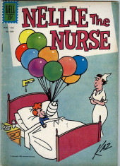 Four Color Comics (Dell - 1942) -1304- Nellie the Nurse