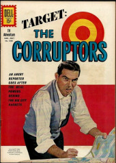 Four Color Comics (Dell - 1942) -1306- Target: The Corruptors