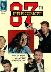Four Color Comics (Dell - 1942) -1309- 87th Precinct