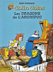 Colin Colas -7- Les dragons de l'archiduc