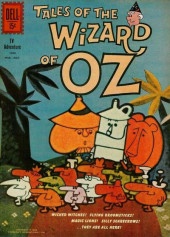 Four Color Comics (Dell - 1942) -1308- Tales of the Wizard of Oz