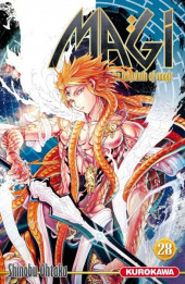 Magi (The labyrinth of magic) -28- Tome 28