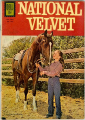 Four Color Comics (Dell - 1942) -1312- National Velvet