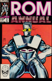 Rom (1979) -AN02- To Save a Spaceknight!
