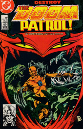 Doom Patrol Vol.2 (DC Comics - 1987) -2- Satellite of Doom