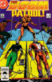 Doom Patrol Vol.2 (DC Comics - 1987) -3- The fire of the gods