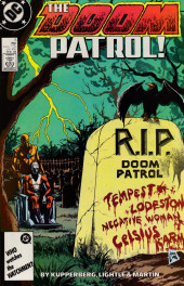Doom Patrol Vol.2 (DC Comics - 1987) -5- Natural order