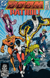 Doom Patrol Vol.2 (DC Comics - 1987) -8- The morning after