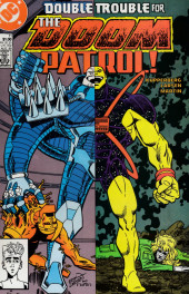 Doom Patrol Vol.2 (DC Comics - 1987) -11- Betrayed by Barry Trainor