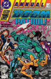 Doom Patrol Vol.2 (DC Comics - 1987) -AN01- Public works