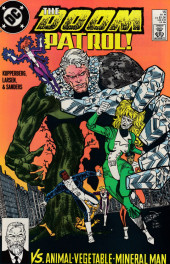 Doom Patrol Vol.2 (DC Comics - 1987) -15- Hail to the Chief!