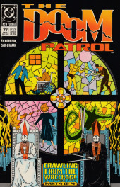 Doom Patrol Vol.2 (DC Comics - 1987) -22- Crawling from the wreckage part 4 of 4: The ossuary