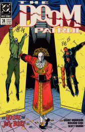 Doom Patrol Vol.2 (DC Comics - 1987) -24- The house that Jack built