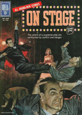 Four Color Comics (Dell - 1942) -1336- On Stage