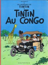 Tintin (Historique) -2C2- Tintin au Congo