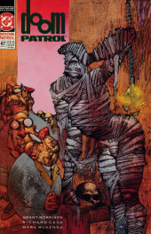 Doom Patrol Vol.2 (DC Comics - 1987) -47- The world, the flesh, and the devil
