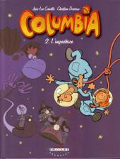 Columbia -2- L'inspectrice