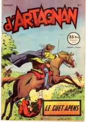 D'Artagnan (Les aventures du chevalier) -3- Le Guet-apens