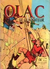 Olac le gladiateur -75- Le parthe Sammio a volé à Rome...