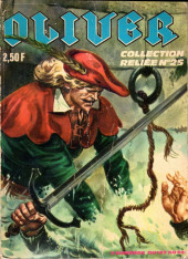 Oliver -Rec25- Collection reliée N°25 (du n°193 au n°200)