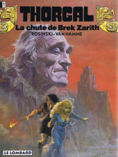 Thorgal -6b97- La Chute de Brek Zarith