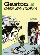 Gaston (Édition 2018) -2- Gare aux gaffes