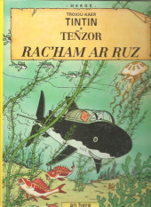 Tintin (en langues régionales) -12Breton- Tenzor Rac'ham ar rus