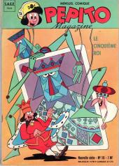 Pepito (3e Série - SAGE) (Pepito Magazine - 2e série) -10- Le cinquième roi