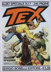 Tex (Albo speciale) -17- Mercanti di schiavi