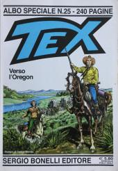 Tex (Albo speciale) -25- Verso l'Oregon