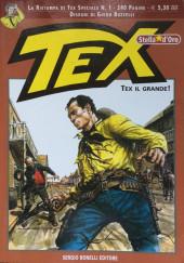 Tex (Stella d'oro) -1- Tex il grande