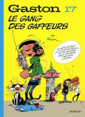 Gaston (Édition 2018) -17- Le gang des gaffeurs
