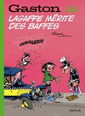 Gaston (Édition 2018) -18- Lagaffe mérite des baffes