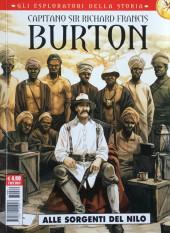 Gli esploratori della Storia -4- Capitano sir Richard Francis Burton