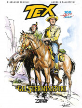 Tex (romanzi a fumetti) -5- Gli sterminatori