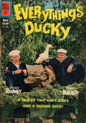 Four Color Comics (Dell - 1942) -1251- Everything's Ducky