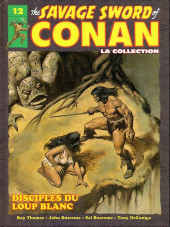 Conan (The Savage Sword of) - La Collection (Hachette) -12- Disciples du loup blanc