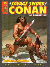 Conan (The Savage Sword of) - La Collection (Hachette) -13- Thoth-amon roi