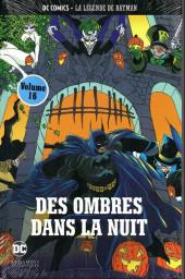 DC Comics - La légende de Batman -168- Des ombres dans la nuit