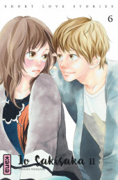 Short love stories -6- Tome 6