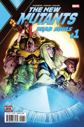 New Mutants: Dead Souls (2018) -1- Chapter 1: New Dawn Fades