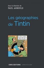Tintin - Divers -TT- Les géographies de Tintin