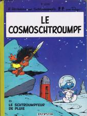 Les schtroumpfs -6b79- Le cosmoschtroumpf