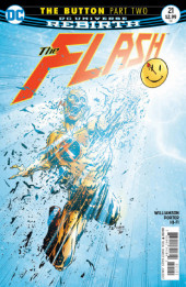 Flash (The) (2016) -21A- The Button : Part 2