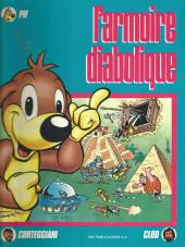 Pif le chien -5- L'armoire diabolique