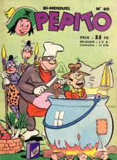 Pepito (1re Série - SAGE) -60- Echec et mat