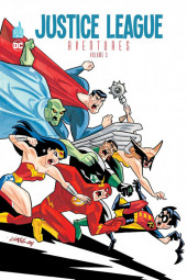 Justice League Aventures -3- Tome 3