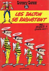 Lucky Luke -26a81- Les Dalton se rachètent
