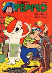 Pepito (1re Série - SAGE) -55- La Cacahuète prisonnière