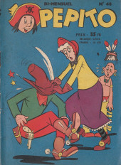 Pepito (1re Série - SAGE) -48- La Banane en Vacances